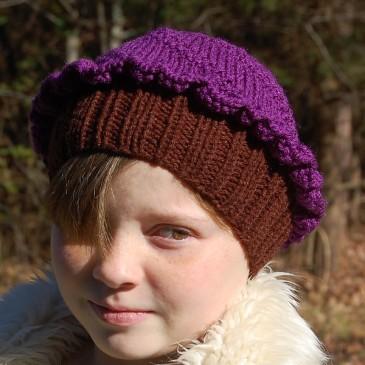 Cuppycake Hat Pattern