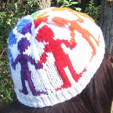 Friendship Hat Pattern
