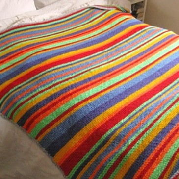 Bonanza Blanket Pattern