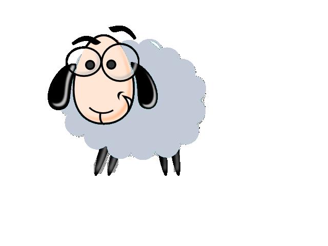 sheepish gray blue