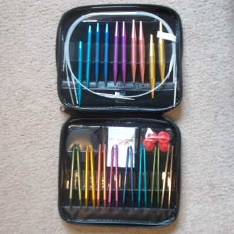 Product Review: Knitting Essentials Interchangeable Needle Set