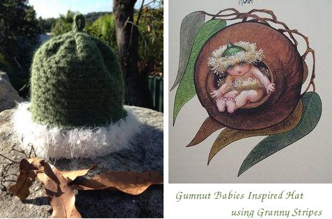 Gumnut Babies Collage