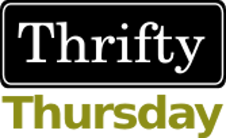 Thrifty Thursday!