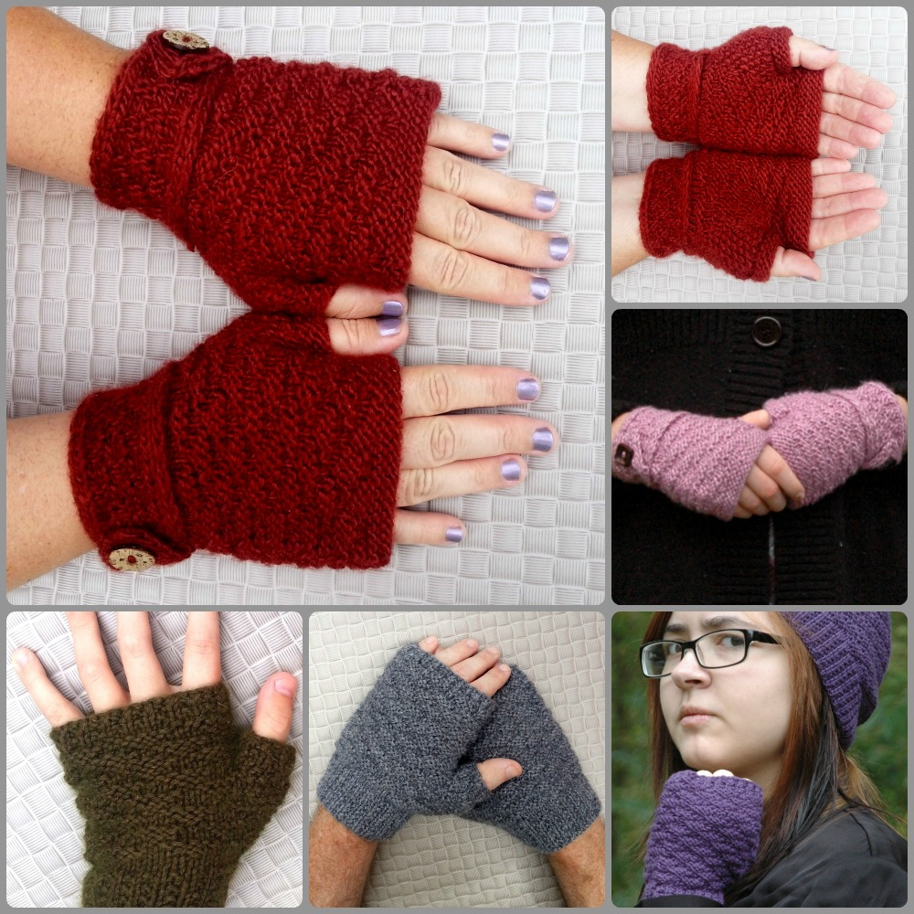 Mitts collage