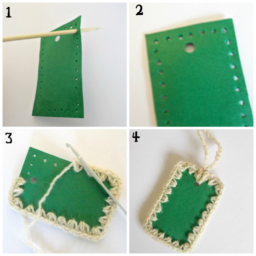 crochet tag instructions