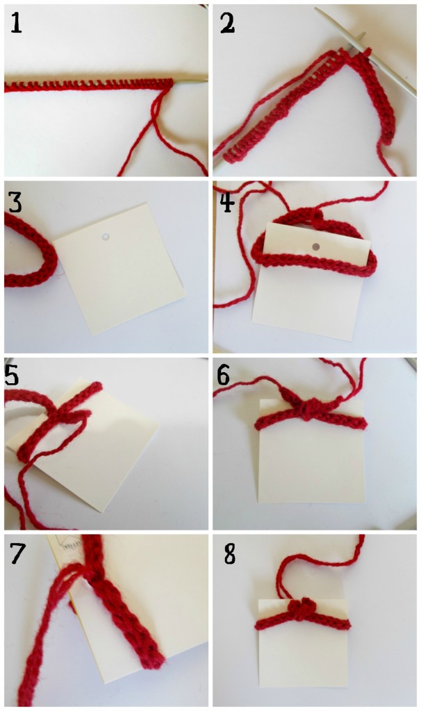 knit tag instructions