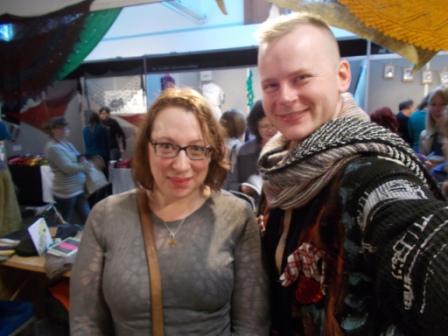 Edinburgh Yarn Festival 2015