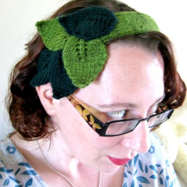 Viridiana Hairband Pattern