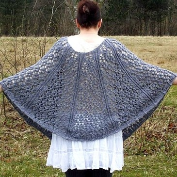 Filigree Shawl Pattern