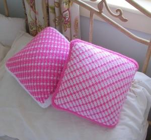 Seona's cushions