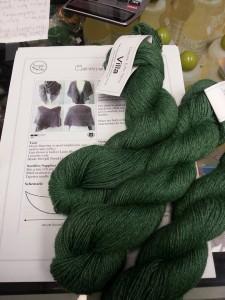 Cloverdale yarn 2