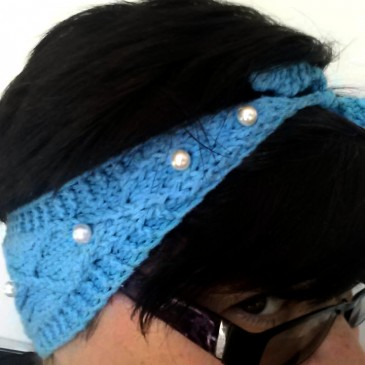 Debbie Headband Pattern