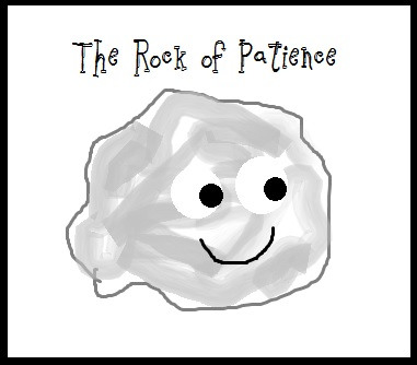 Rock of Patience