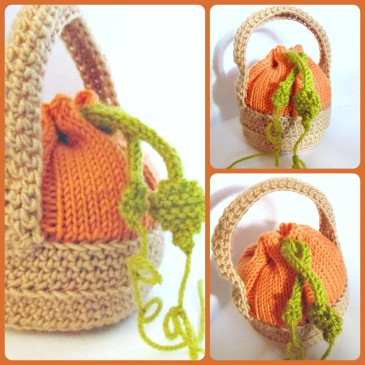 Fall Favour Bag – Free Pattern!